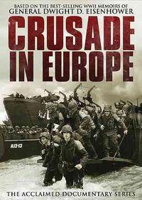 Crusade in Europe - (Region 1 Import DVD)