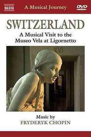 Chopin:Switzerland Musical Journey to - (Region 1 Import DVD)