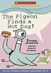 Pigeon Finds a Hot Dog and More Stori - (Region 1 Import DVD)