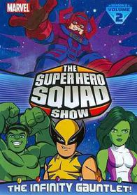 Super Hero Squad Show:Infin Ssn 2 V 2 - (Region 1 Import DVD)