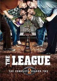 League Season 2 - (Region 1 Import DVD)