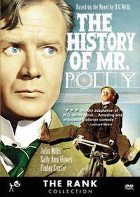 History of Mr. Polly - (Region 1 Import DVD)