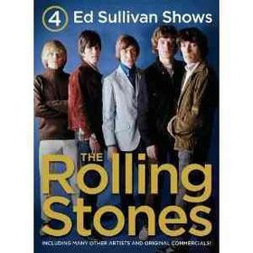 4 Ed Sullivan Shows Starring the Roll - (Region 1 Import DVD)