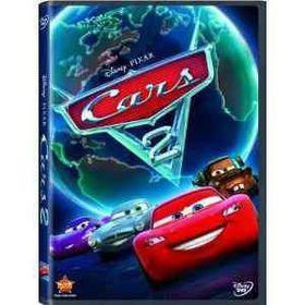 Cars 2 - (Region 1 Import DVD)