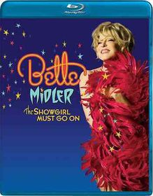 Bette Midler:Showgirl Must Go on - (Region A Import Blu-ray Disc)