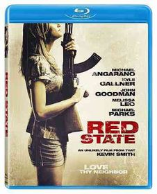 Red State - (Region A Import Blu-ray Disc)