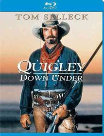 Quigley Down Under - (Region A Import Blu-ray Disc)