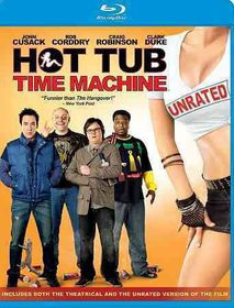 Hot Tub Time Machine - (Region A Import Blu-ray Disc)