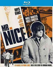 Mr Nice - (Region A Import Blu-ray Disc)