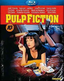 Pulp Fiction - (Region A Import Blu-ray Disc)