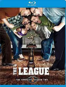 League Season 2 - (Region A Import Blu-ray Disc)