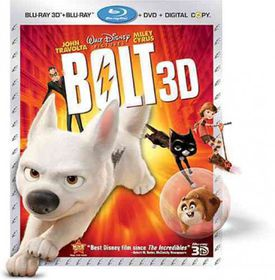 Bolt 3d - (Region A Import Blu-ray Disc)