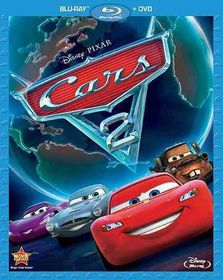 Cars 2 - (Region A Import Blu-ray Disc)