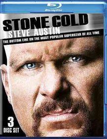 Stone Cold Steve Austin - (Region A Import Blu-ray Disc)