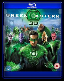Green Lantern (2D & 3D Blu-ray)