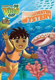 Go Diego Go: Underwater Mystery (DVD)