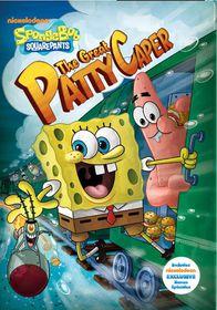 SpongeBob SquarePants: The Great Patty (DVD)