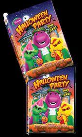 Barney: Barney's Halloween Party (DVD)