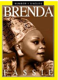 Fassie Brenda - No. 1 Videos (DVD)