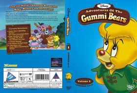 Disney's Adventures of the Gummi Bears Vol 1 Disc 3 (DVD)