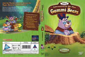 Disney's Adventures of the Gummi Bears Vol 2 Disc 2 (DVD)