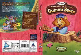 Disney's Adventures of the Gummi Bears Vol 2 Disc 4 (DVD)