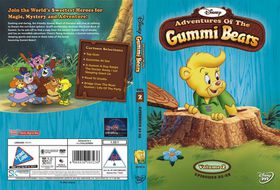 Disney's Adventures of the Gummi Bears Vol 2 Disc 5 (DVD)