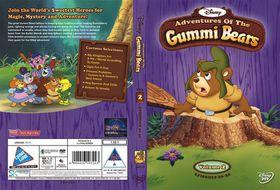 Disney's Adventures of the Gummi Bears Vol 2 Disc 6 (DVD)
