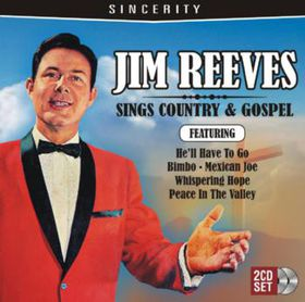 Jim Reeves - Sings Country & Gospel (CD)