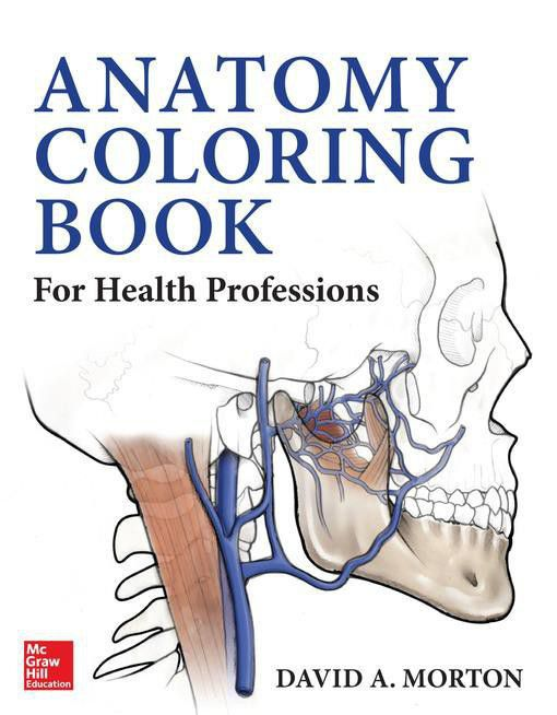 Anatomy Coloring Book For Health Professions EBook Loading Zoom