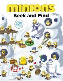 Minions Seek & Find