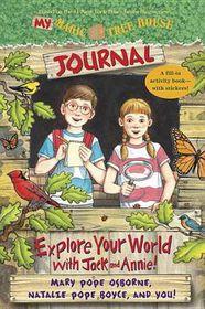 My Magic Tree House Journal