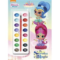 A Stroke of Magic (Shimmer and Shine)