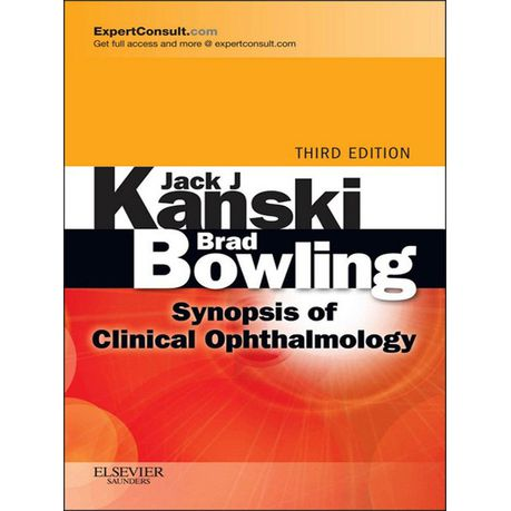Kanski Textbook Of Ophthalmology Pdf