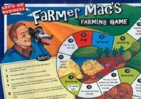 Farmer Mac's farming game
