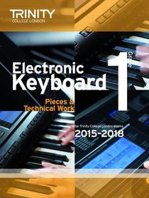Electronic Keyboard 2015-2018