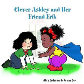 Clever Ashley and Her Friend Erik