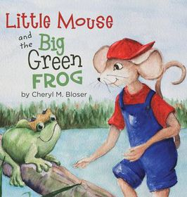 Little Mouse and the Big Green Frog