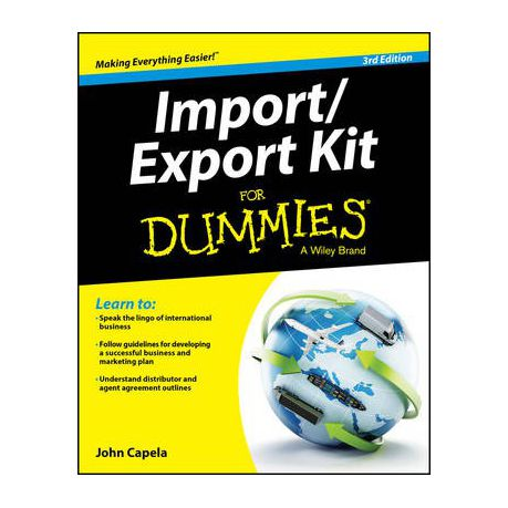 Import Export Kit For Dummies Buy Online In South Africa
