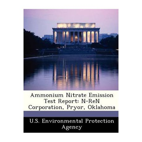 test for ammonium nitrate