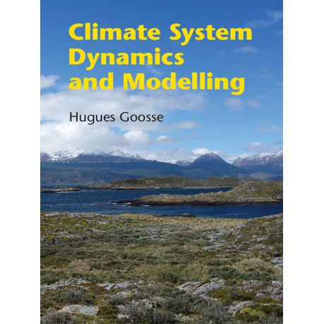 Climate System Dynamics and Modelling (eBook)
