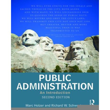 Public Administration Ebook