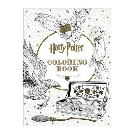 Harry Potter Coloring Book | Buy Online in South Africa | takealot.com