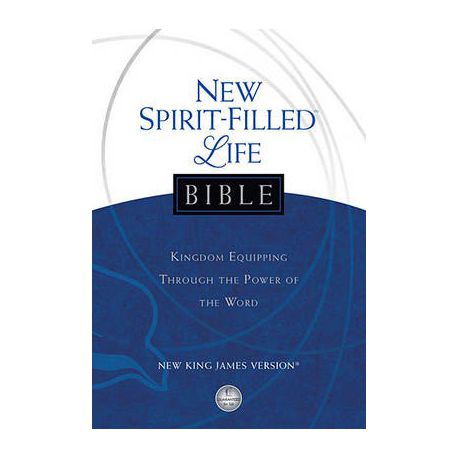 New Spirit-Filled Life Bible-NKJV