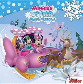 Minnie Minnie's Winter Bow Show
