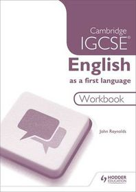 Cambridge Igcse English First Language Workbook 3ed