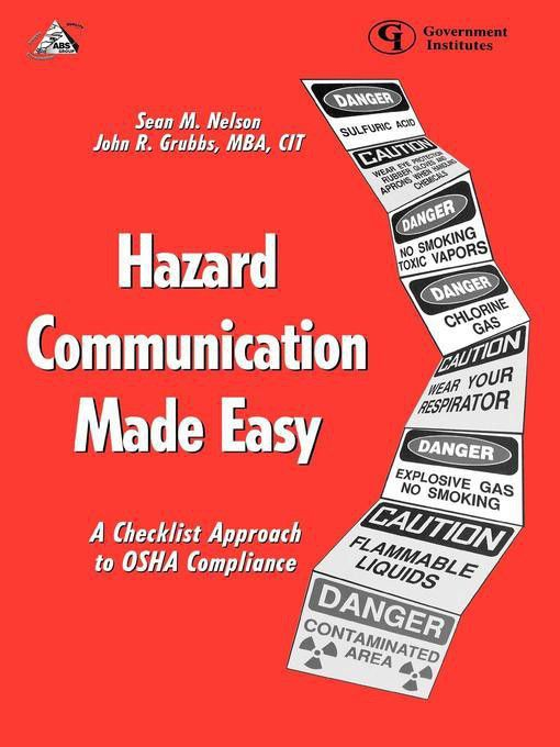 Hazard communication made easy ebook buy online in south africa hazard communication made easy ebook loading zoom fandeluxe Image collections