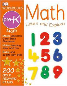 Math, Pre-K
