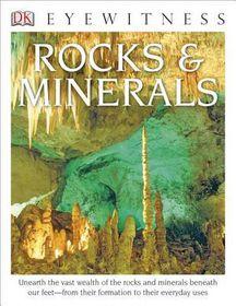 DK Eyewitness Books: Rocks & Minerals
