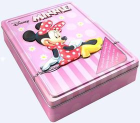 Disney Minnie Mouse Happy Tin